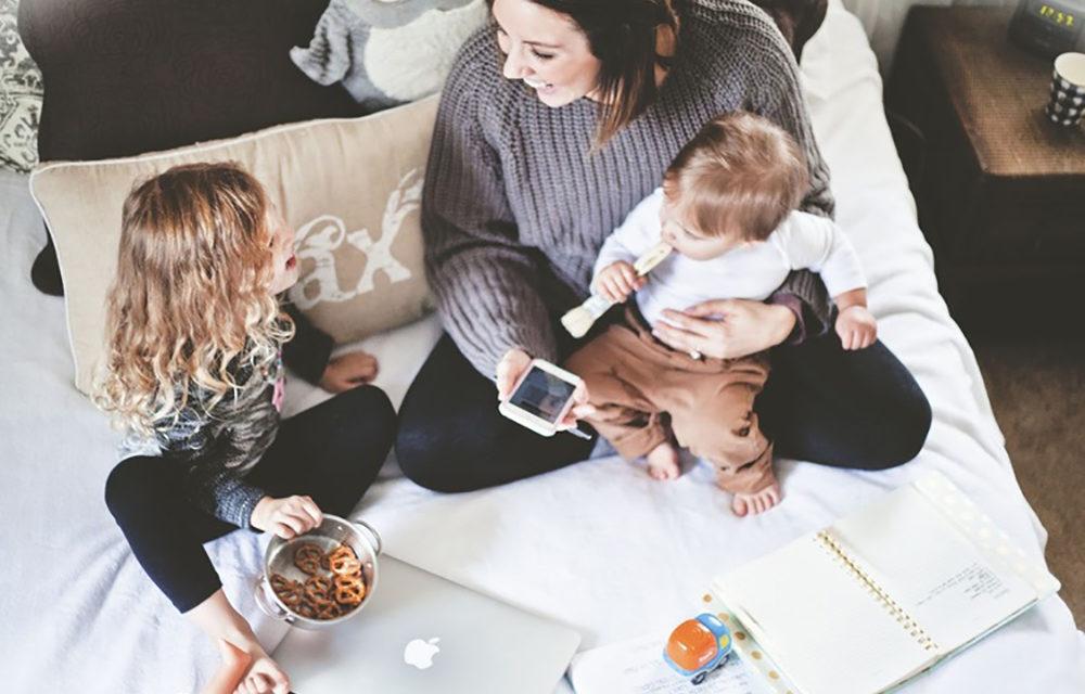 Como ser uma mãe melhor — sem abandonar a carreira?