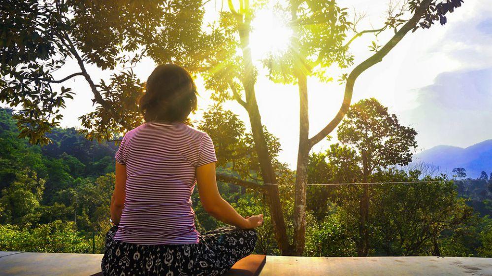 A meditação como uma forma de buscar autoconhecimento
